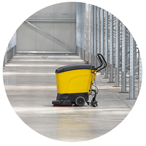Industrial and warehouse cleaning Sydney